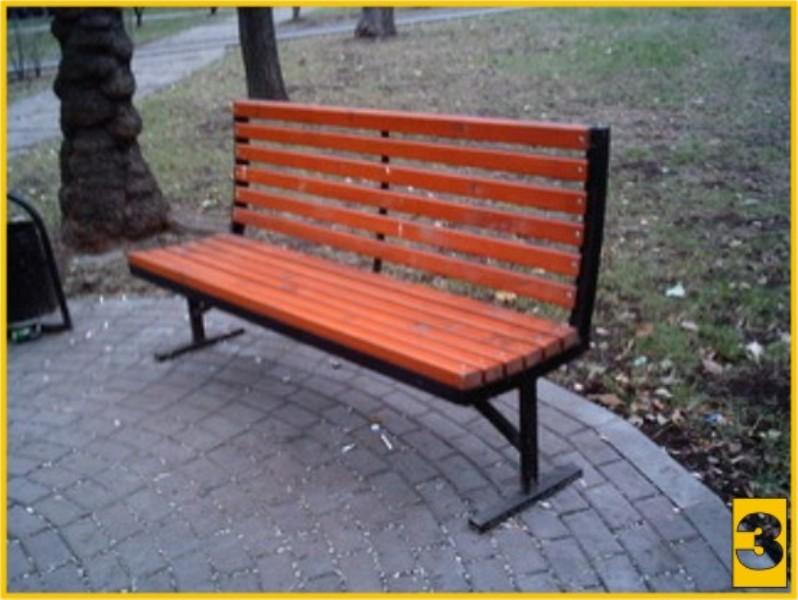 Скамейки уличные своими руками фото из